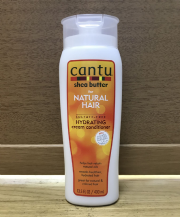 Cantu Sulfate-Free Hydrating Cream Conditioner - 400ml